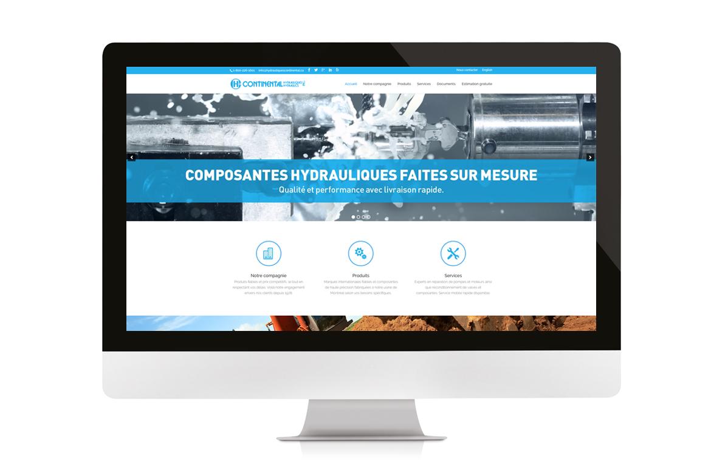 continental_site web